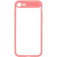 Чехол для iPhone InterStep iPhone 7/8 PURE-CASE ADV розовый
